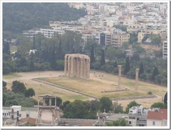 Olympieion, Athens