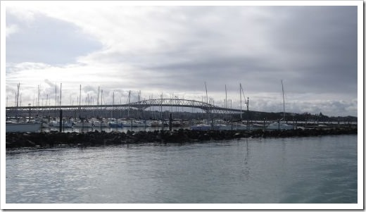Auckland Harbor Bridge