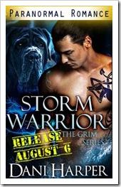 Storm Warrior Book Blast