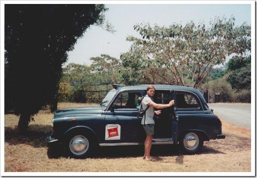 Black Cab, Nairobi, Kenya