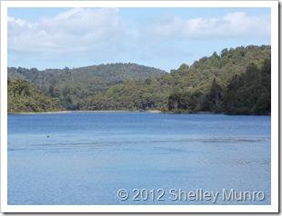 Waitakere Reservoir, Auckland