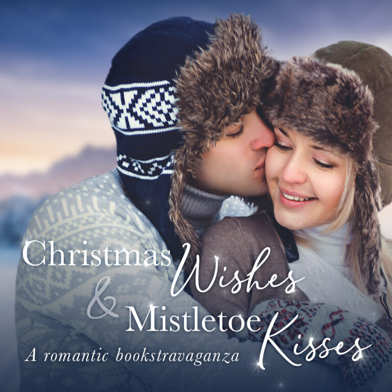 Christmas Wishes and Mistletoe Kisses - Romance Book Promo