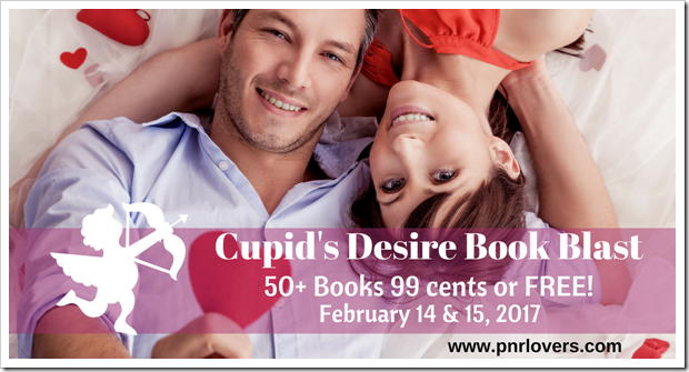 Cupid's Desire Book Blast