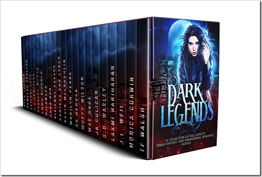 Dark Legends Box Set