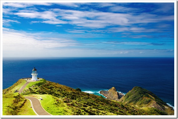 Cape Reinga Lighthouse, New Zealand