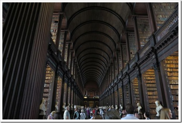 Dublin_TrinityCollege Long Room 2