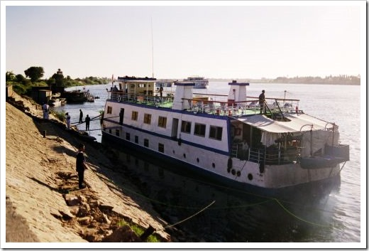 Egypt_RiverBoat