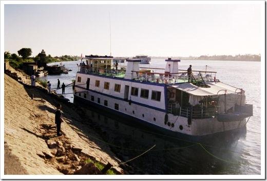 Egypt_RiverBoat