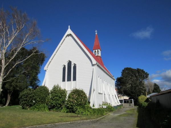 Eketahuna Church