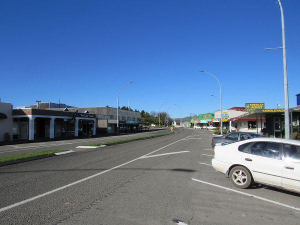 Eketahuna Township