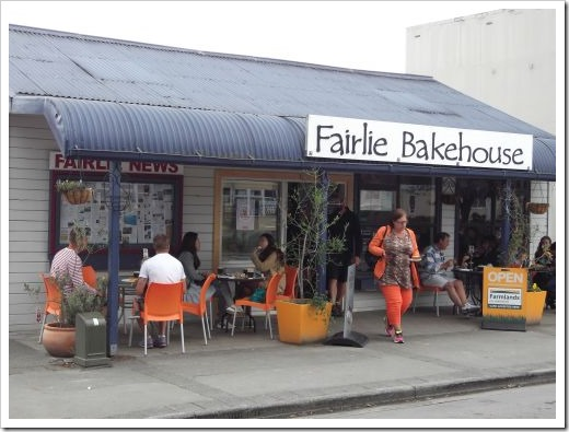 Fairlie Bakehouse, New Zealand