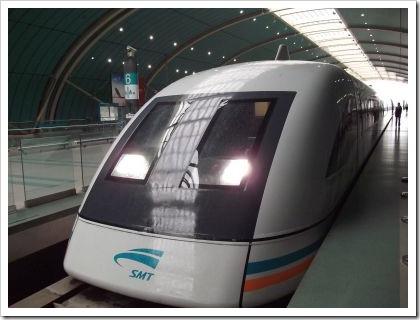 Fast Train, Shanghai
