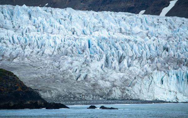 König Glacier