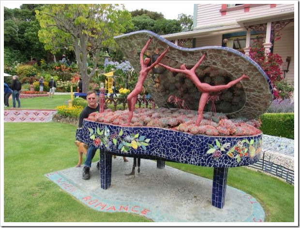 Giant's House Piano
