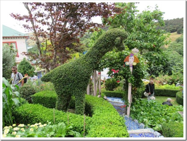 Giant's House Topiary