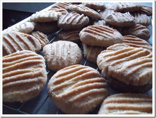 Ginger Pepper Biscuits