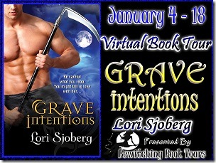 Grave Intentions Virtual Book Tour