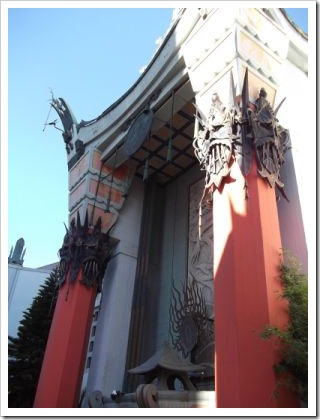 Hollywood Grauman's Chinese Theatre