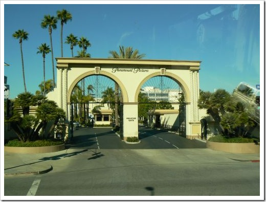 Hollywood Paramount Pictures