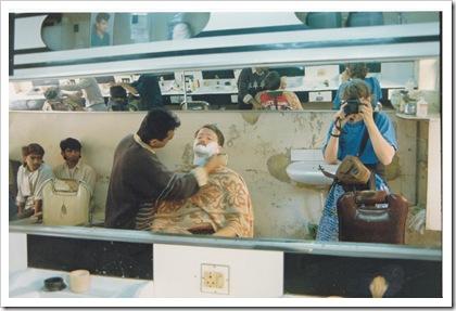 Visit to Barber, Jaipur, India