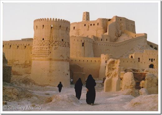 Mud Town, Bam, Iran
