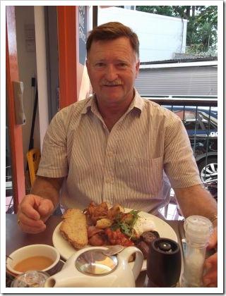 Irish Breakfast Happy Hubby