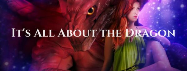 It's All About the Dragon Romance Promo