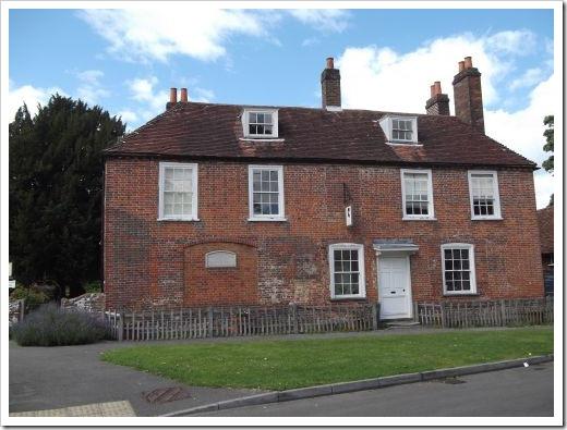 Jane Austen_Front House