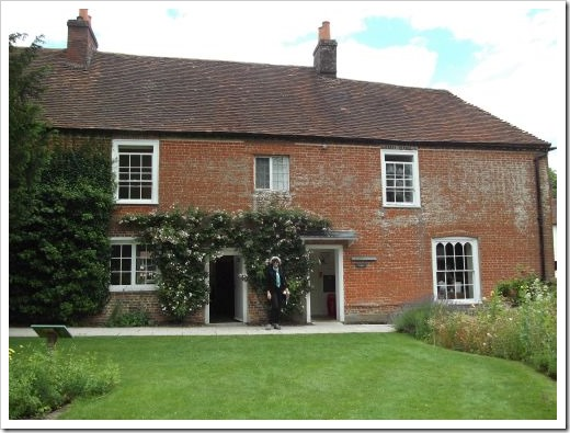 Jane Austen_Side House