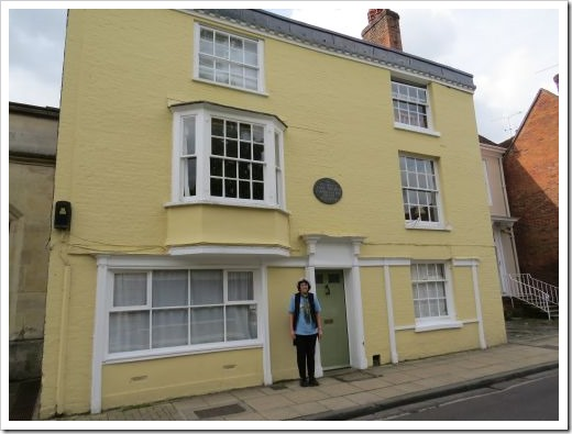 Jane Austen_Winchester House