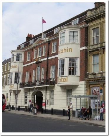 Dolphin Hotel, Southampton
