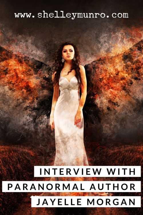 Interview with Jayelle Morgan