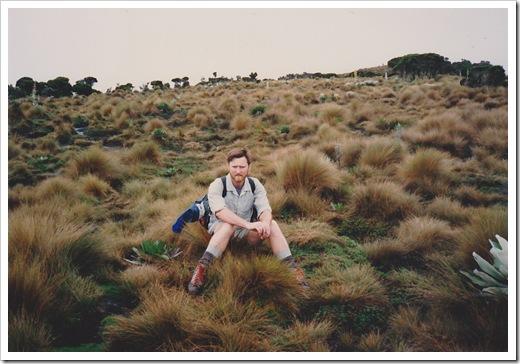 Mr. Munro, Vertical Bog