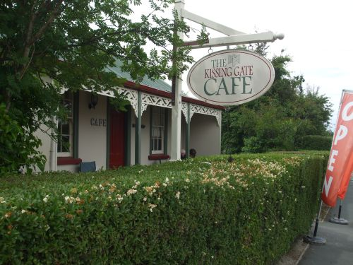 Kissing Gate Cafe, Middlemarch