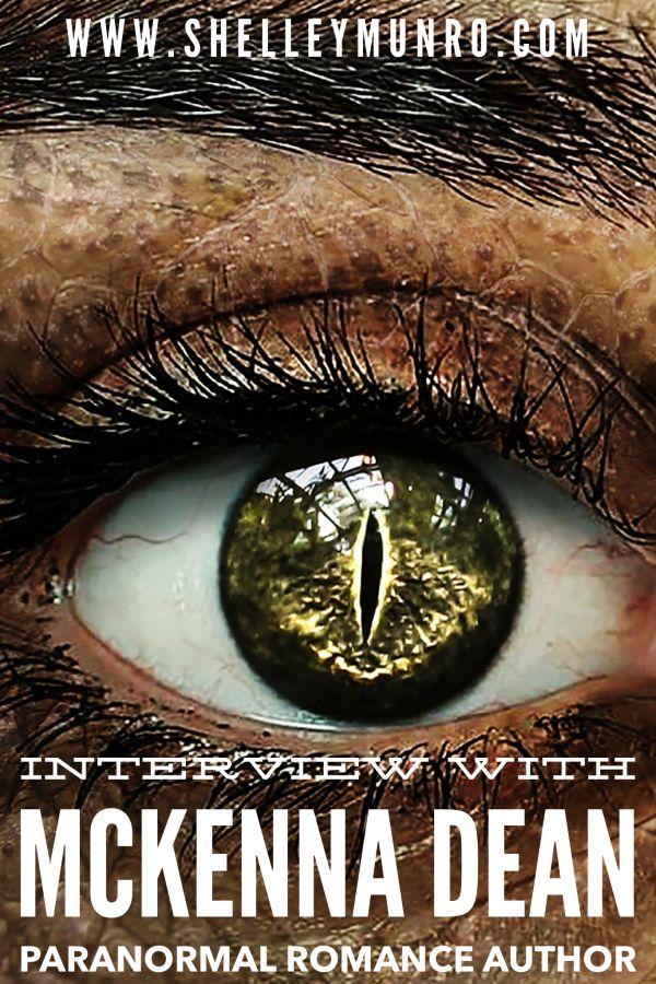 Interview with author McKenna Dean