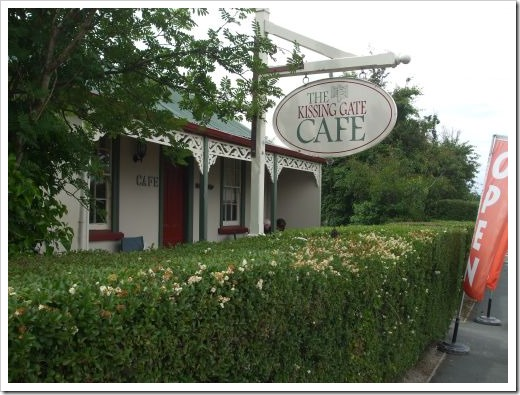 Middlemarch Cafe