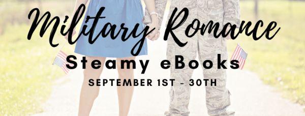 September Military Romance Books