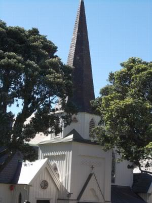 St Paul's, Wellington