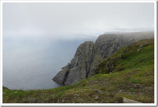 North Cape Pre Fog