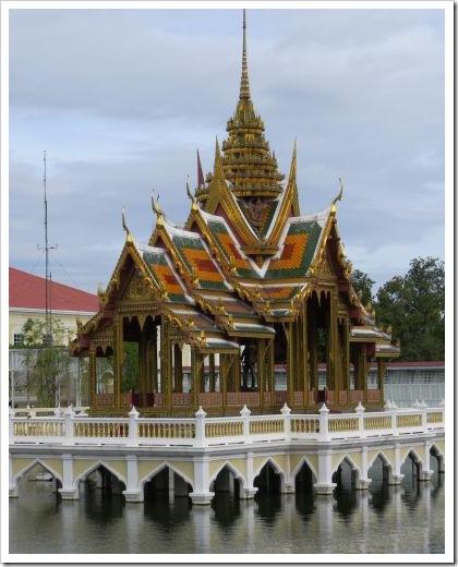 Pagoda_Bang Pa-In Palace
