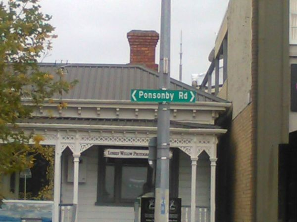 Ponsonby Road