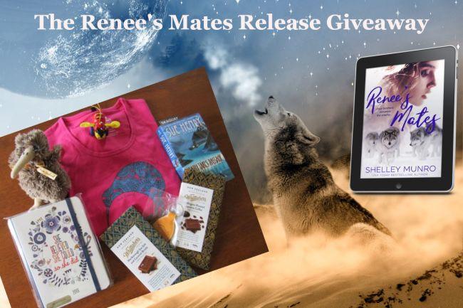 Renee's Mates Giveaway