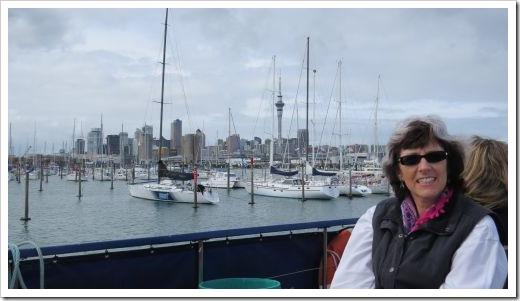 Shelley at Z Pier