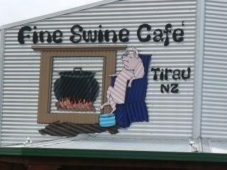 Fine Swine Cafe