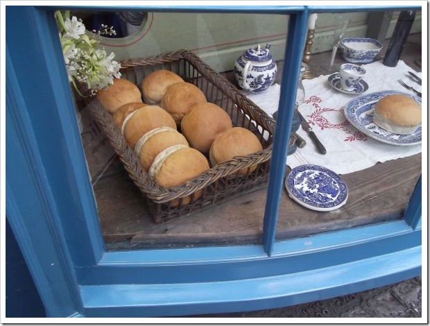 Sally Lunn Window
