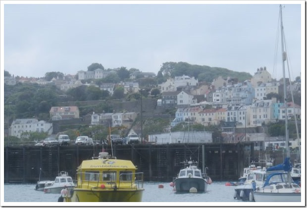 Sark_Guernsey Port