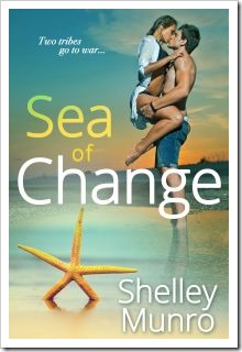 Sea of Change by Shelley Munro