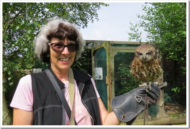 Shelley and Morepork