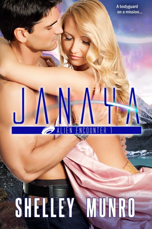 Janaya, Alien Encounters #1