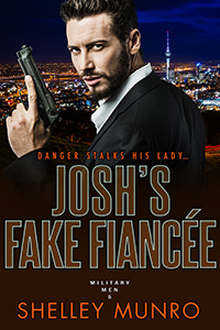 Josh's Fake Fiancee by Shelley Munro